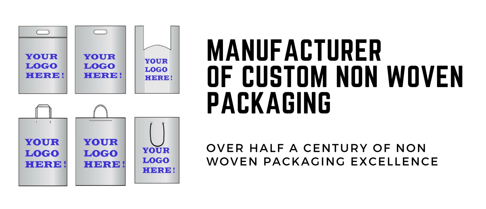 Die Cut Handle Ziplock Bag